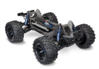 Traxxas Orange X X-Maxx Brushless Electric Monster Truck (+ TQi, VXL-8s, TSM)